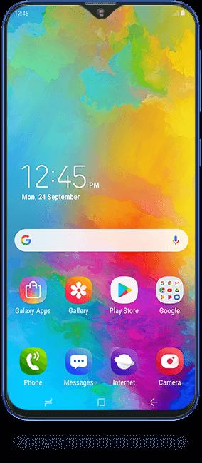 Expérience Samsung v9.5 - Samsung Galaxy M20
