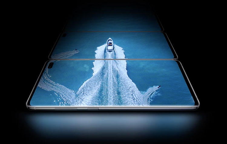 Infinity O Display, Samsung galaxy s10 prix maroc, specs, fiche technique, date de sortie