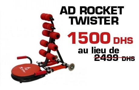 JUMIA AD Rocket Twister