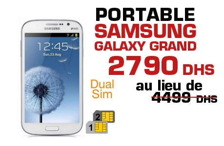 Samsung Galaxy Grand Double SIM