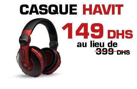 Casque Havit