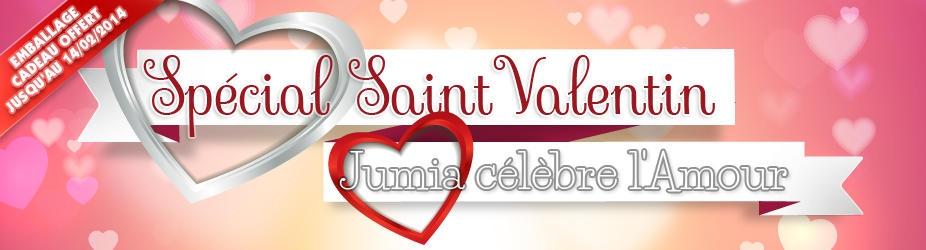 Saint valentin 2014 sur jumia Maroc