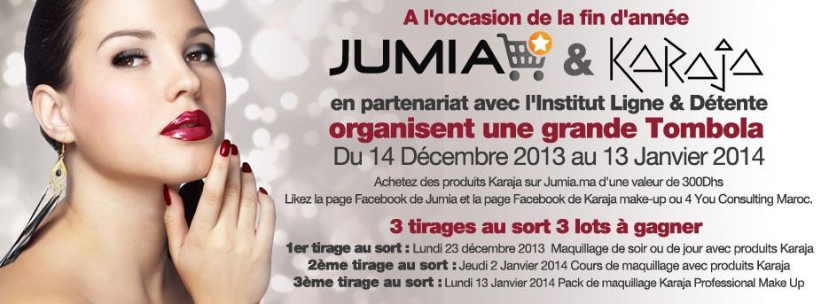 Special Tombola Karaja  sur Jumia Maroc