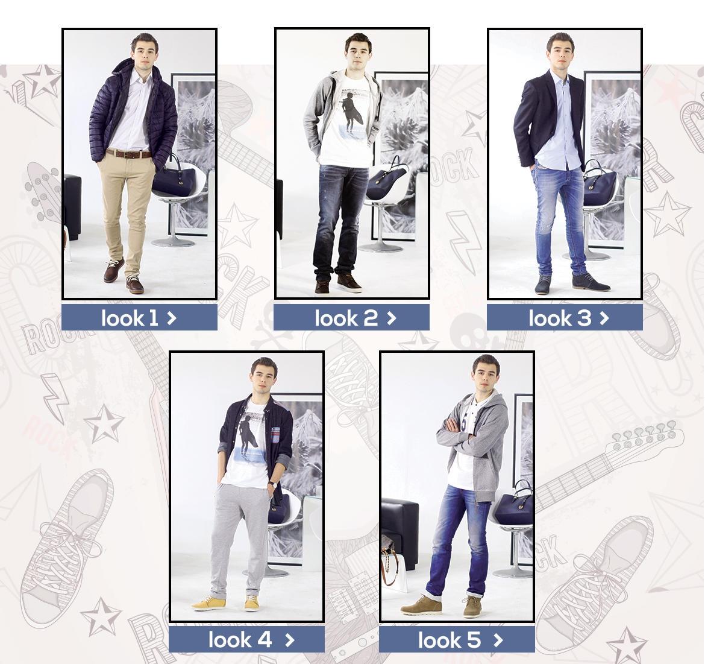 Fashion mode homme