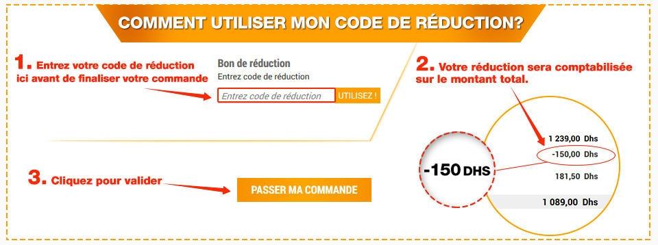 code de réduction surprise du nouvel an Maroc sur jumia.ma
