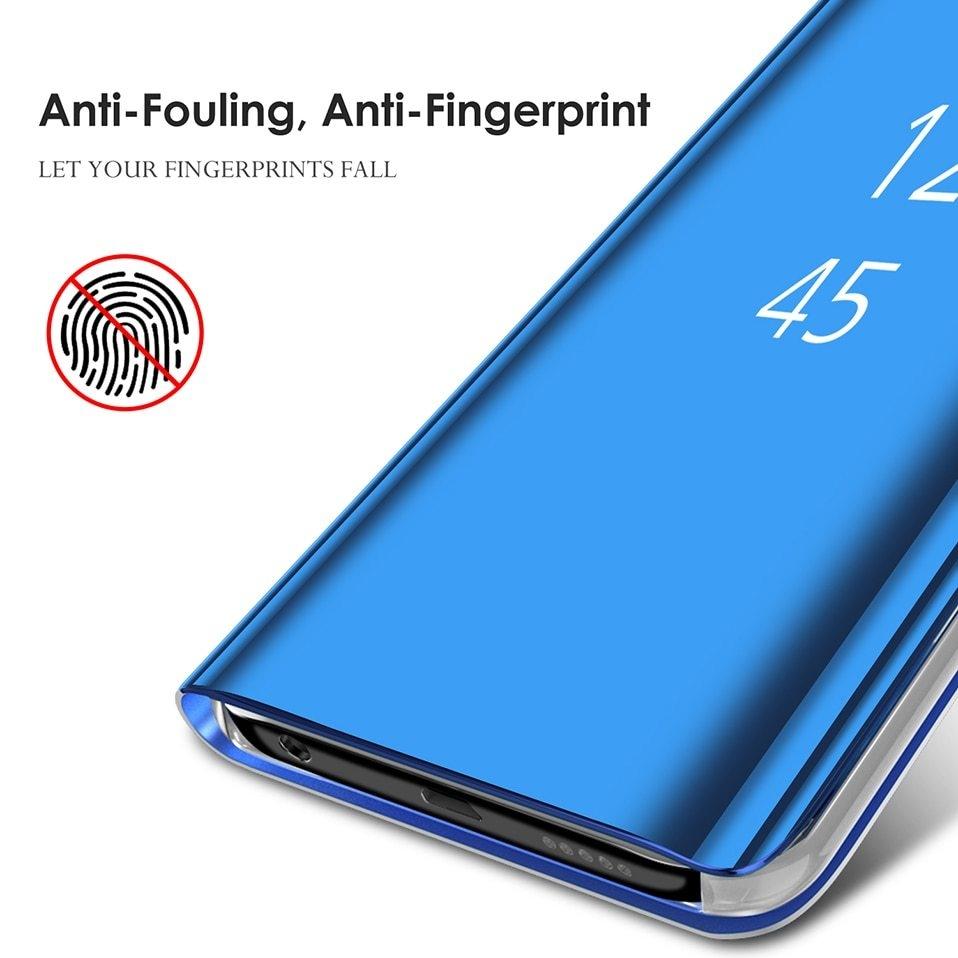 Mirror Flip Case For Samsung s8 s9 plus 06