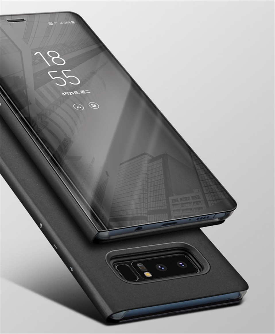 Luxury Mirror cases for iphone 6 6s 7 8 Plus X 21
