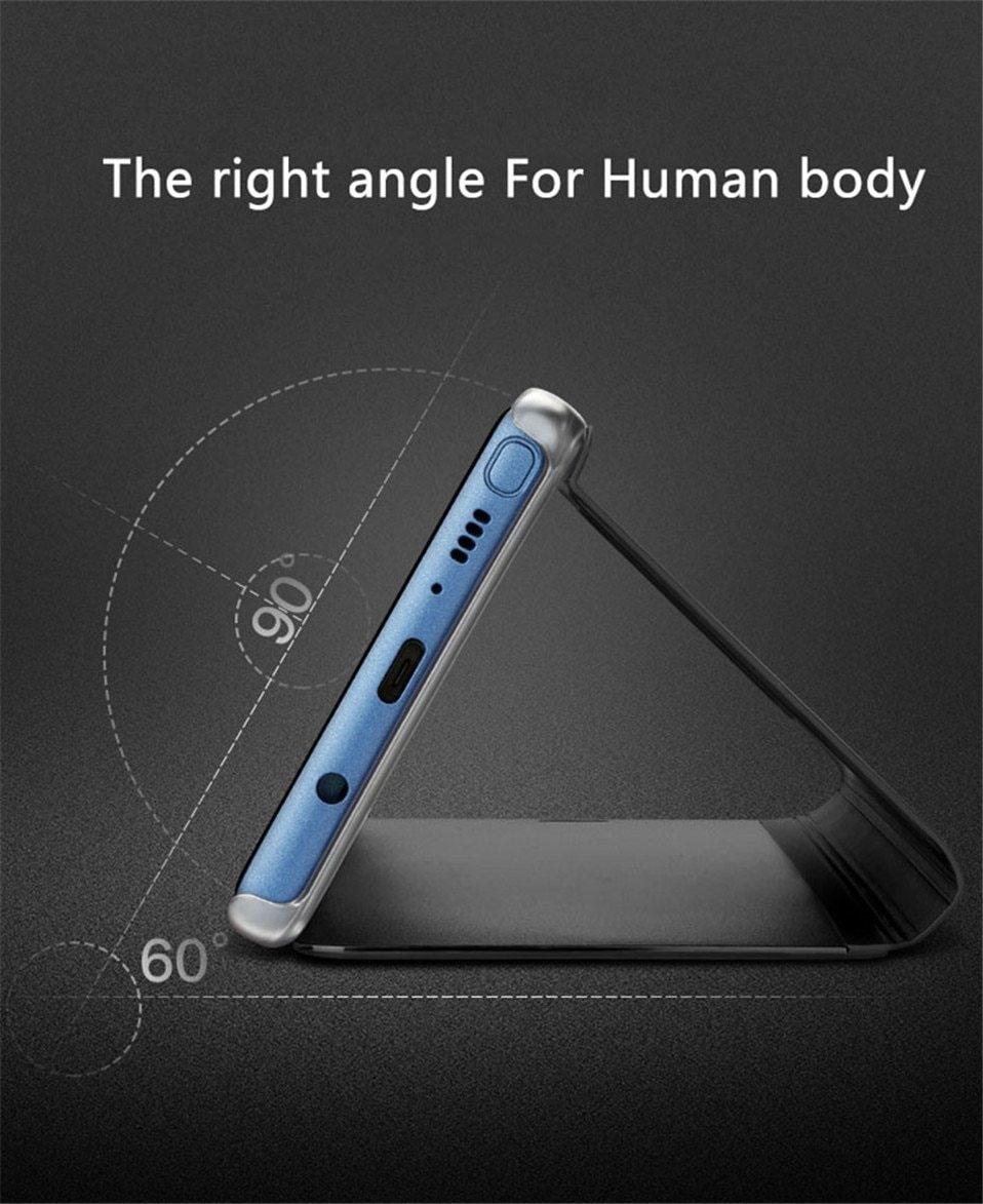 Luxury Mirror cases for iphone 6 6s 7 8 Plus X 03