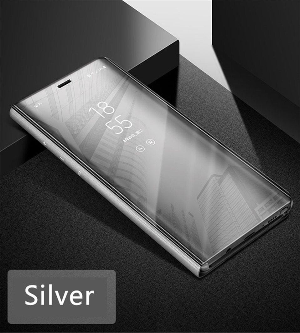 Luxury Mirror cases for iphone 6 6s 7 8 Plus X 10
