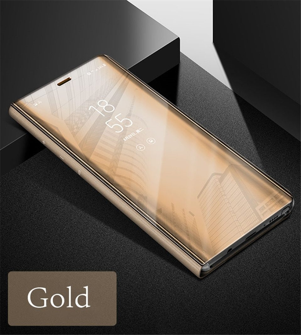Luxury Mirror cases for iphone 6 6s 7 8 Plus X 09
