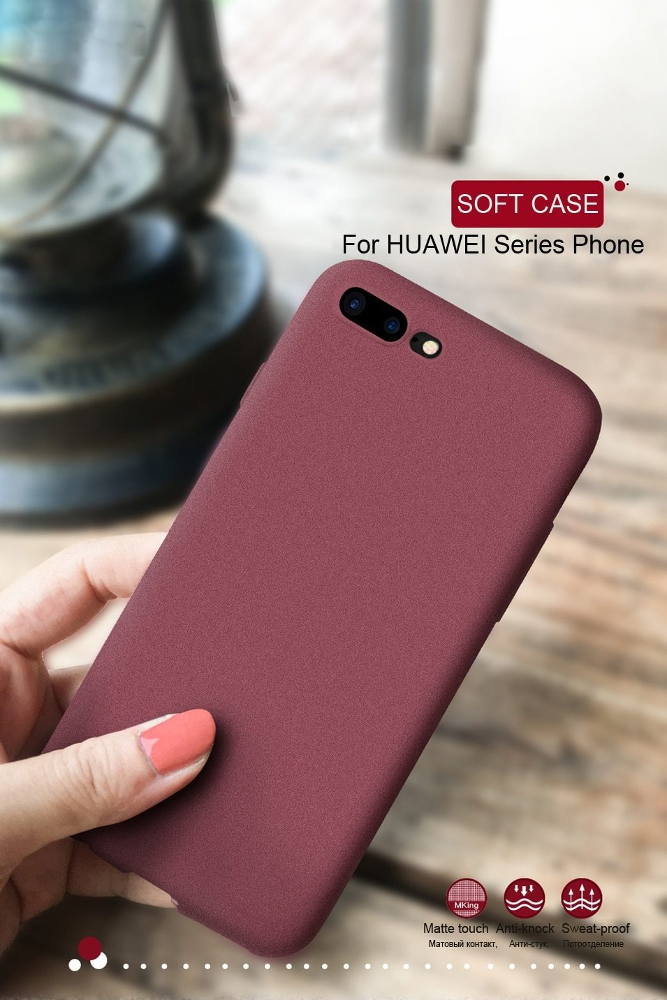 Silicone Soft TPU Matte Case for Huawei P20 P10 Lite P20 Pro P10 P9 P8 Lite 2017 P Smart Nova 2 Plus 2i 2s Case Cover Phone Bag (7)