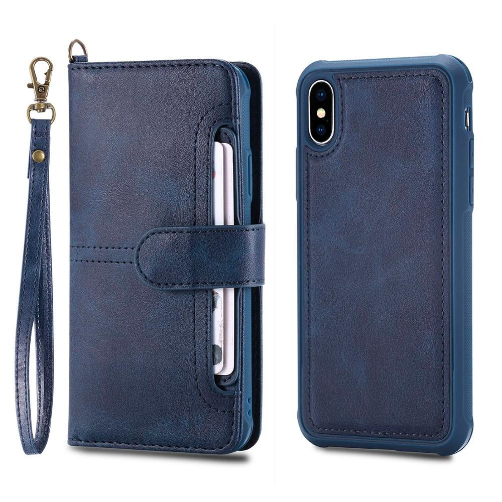 iphone x leather blue 20180621