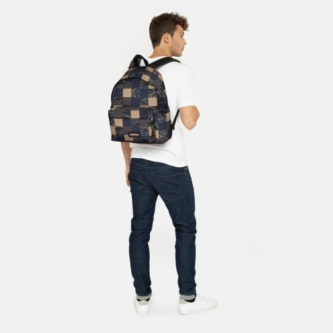 Padded Pak'r® Camopatch Navy Backpacks by Eastpak - view 5