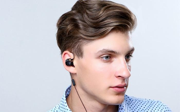 KZ ATR Dynamic Heavy Bass HiFi In-ear Earphones Noise Canceling 3.5mm Audio Jack