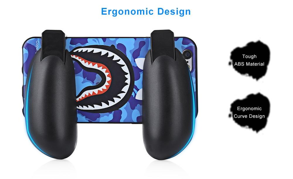 E - BLUE EJS002 Game Handgrip Handle Grip Clutch Bracket for Smartphone
