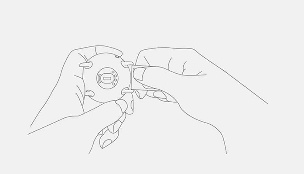 22mm Smart Watch Silicone Sports Wristband for Xiaomi HUAMI AMAZFIT
