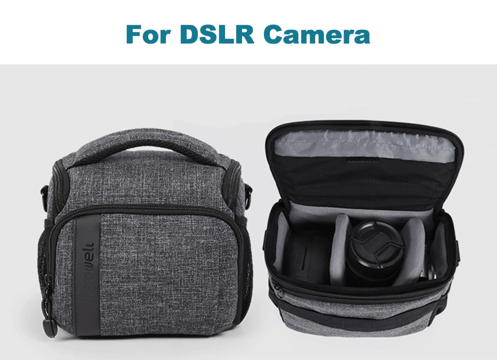 PROWELL DC21915R2 DSLR Camera Photography Bag