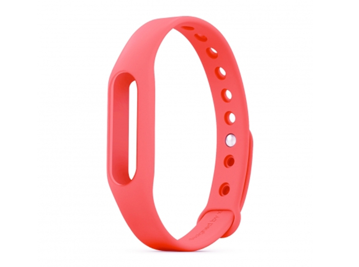 Wristband Strap Rubber Watch Band for Xiaomi Miband / 1S