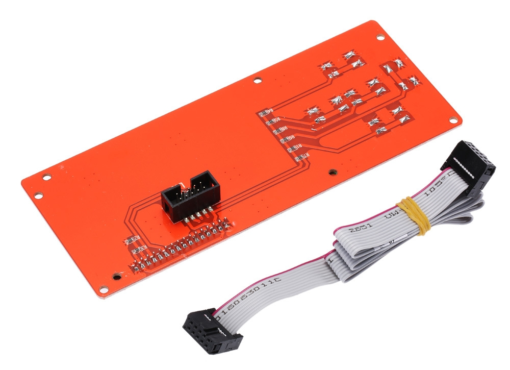 Anet LCD2004 LCD Display Blue Screen Controller for 3D Printer