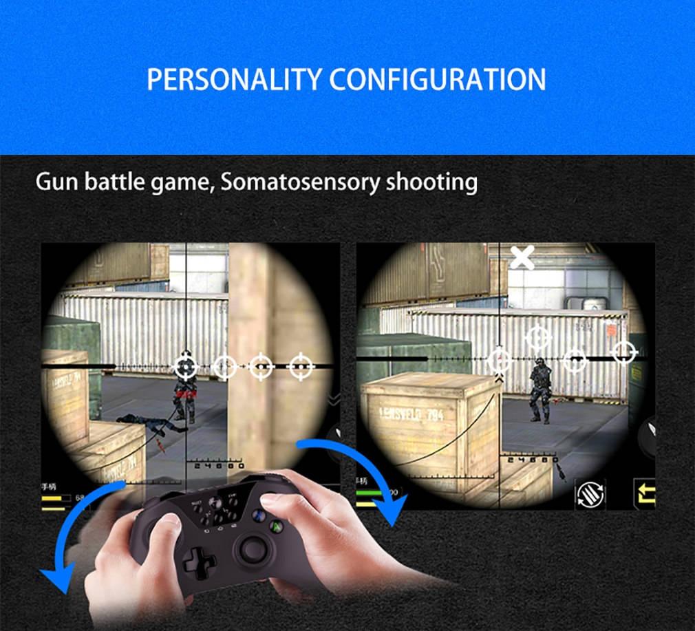 FlyDiGi X9ET Pro Non-vibration Game Handle Controller