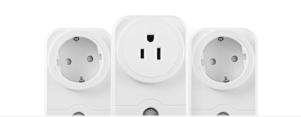 LINGAN SWA1 Wireless Remote Control Smart Socket Home Supply