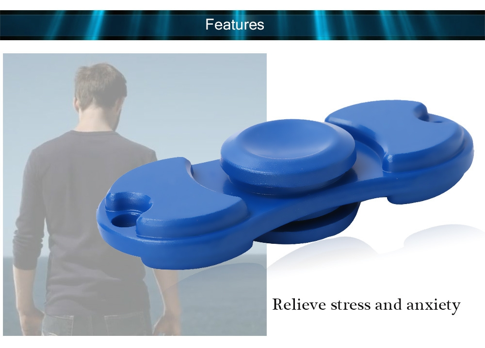 Finger Spinner Pressure Reducing Toy