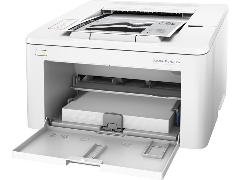 diapositive 4 sur 4,agrandir l'image, imprimante hp laserjet pro m203dw
