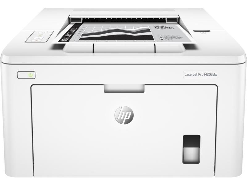 diapositive 1 sur 4,agrandir l'image, imprimante hp laserjet pro m203dw