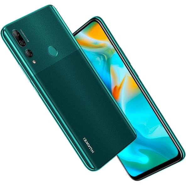 Huawei Huawei Y9 Prime 2019, 6.59'', 4Go, 128Go - Noir Obscur - Garantie 1 an