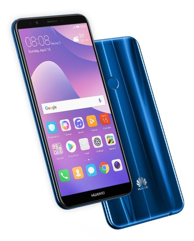 Huawei Y7 prime 2018 prix maroc