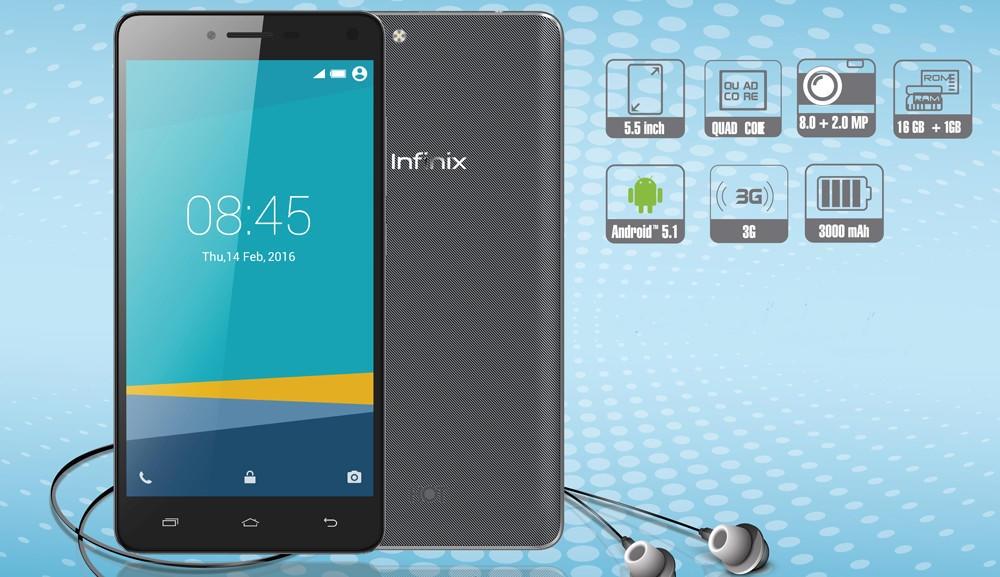 Infinix Hot 3, Jumia Maroc
