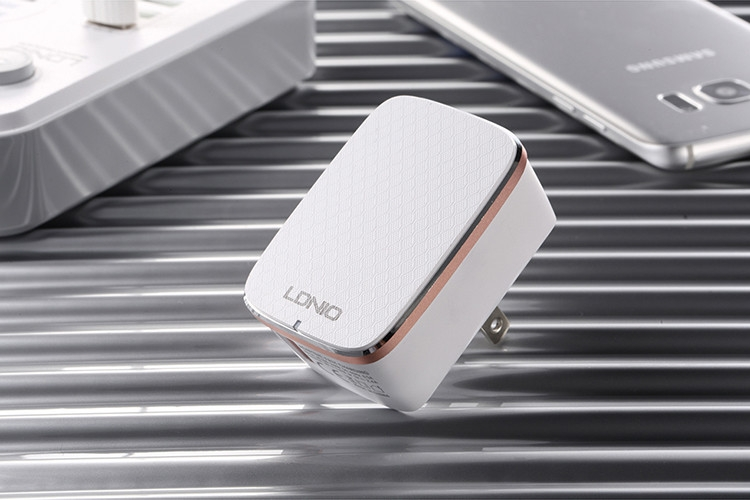 LDNIO quick charge QC 2.0 usb wall charger