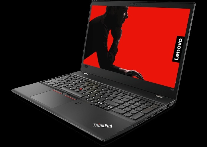 """Lenovo ThinkPad T580 - 15"""" Business Laptop with 27-hr Battery"""