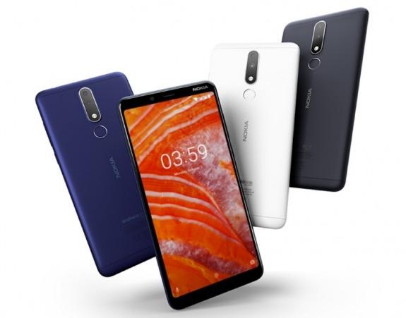 Price Of Nokia 3.1 Plus In Kenya