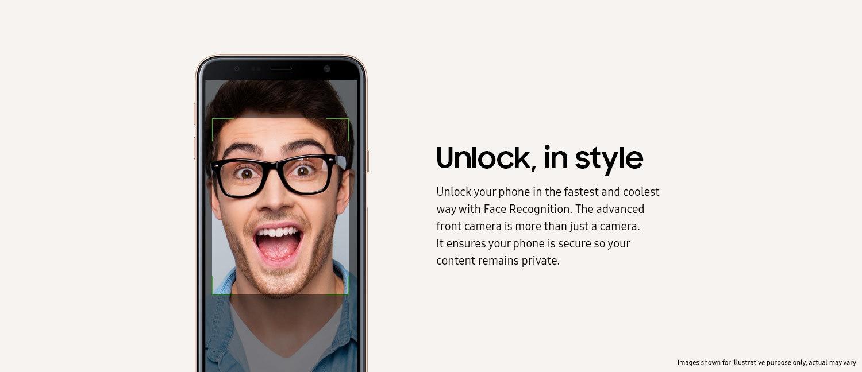 Galaxy J4 Plus Unlock