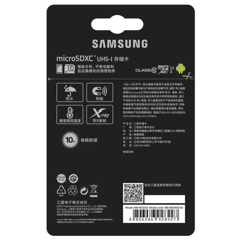 Samsung-micro sd card memory card microsd tf cards usb flash pendrive pen drive usb 3.0 memory stick flash disk U3 U1 C10  4K A1 A2 V30 cf card 4GB 8GB 16GB 32GB 64GB 128GB 200GB 256GB 400GB (7)