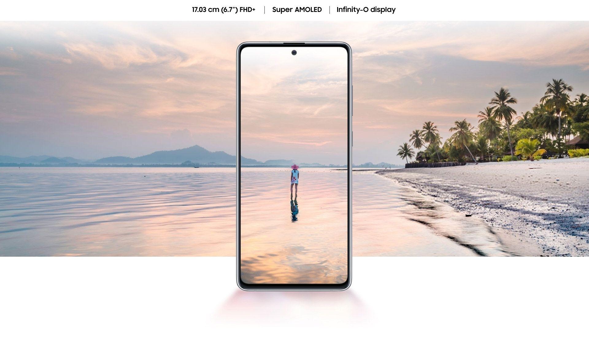 """Samsung Note 10 Lite  6.7"""" (128Go, 8Go) Android 12MP+12MP+12MP/32MP - Noir Aura"""