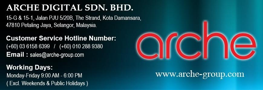 Contact Arche Digital Sdn. Bhd.