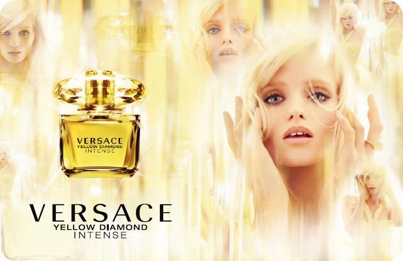 Versace De Eau Yellow Intense À 90ml Diamond Parfum MVjzqLSUGp
