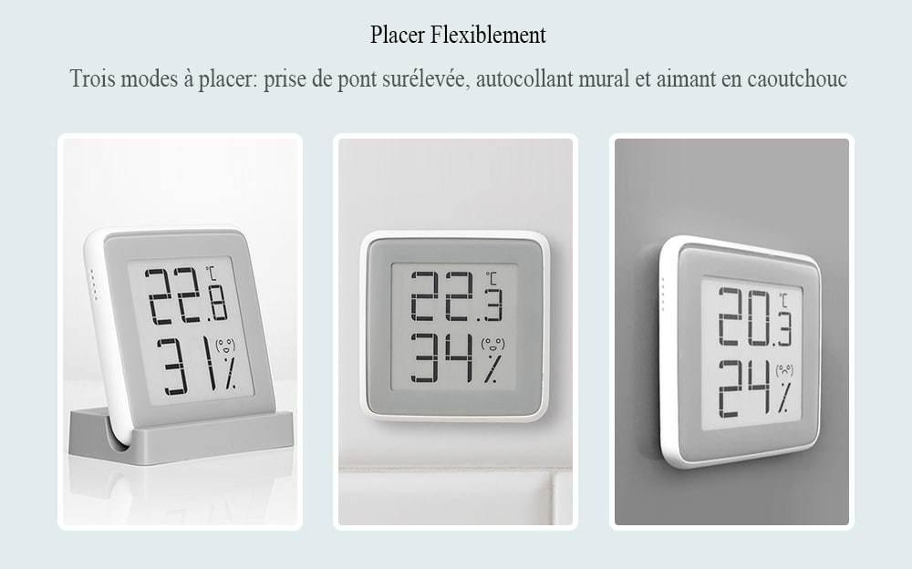 Miaomiaoce MMC - C201 Thermomètre avec Ecran E-ink de Xiaomi