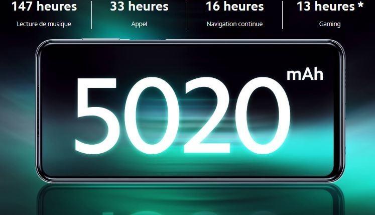Redmi Note 9S prix maroc