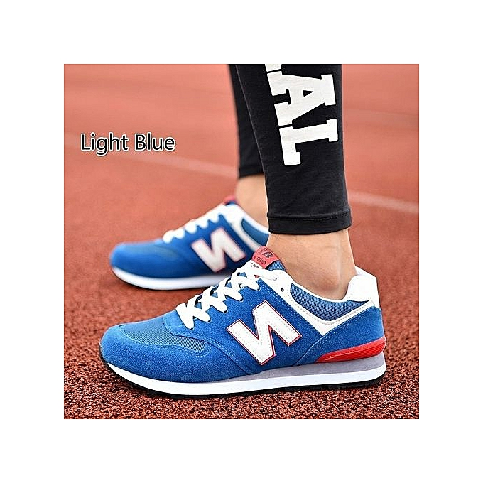 Other Classic Letters Men's Breathable Running chaussures à prix pas cher