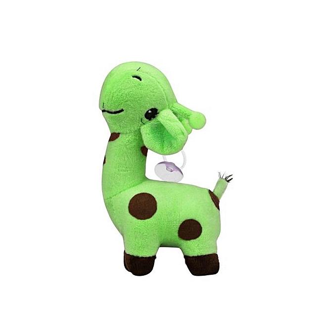 Generic Giraffe Dear Soft Plush Toy Animal Dolls   Enfant Birthday Party Gift GN à prix pas cher
