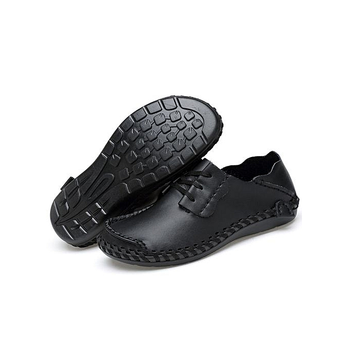 Zant Genuine Leather Slip-Ons&Loafers à Fashion Casual Leather Shoes For   à Slip-Ons&Loafers prix pas cher  | Jumia Maroc b2f71b