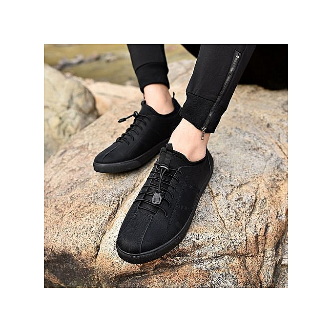 Fashion Men's casual chaussures fashion trend youth student chaussures à prix pas cher
