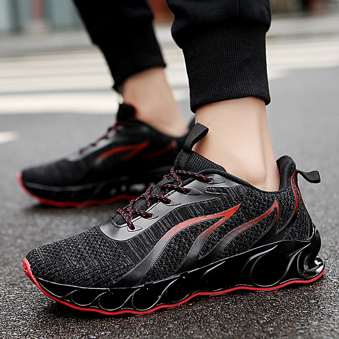 Fashion jiahsyc store Men's Fashion Casual Mesh Sport Running chaussures Breathable baskets Climbing chaussures à prix pas cher