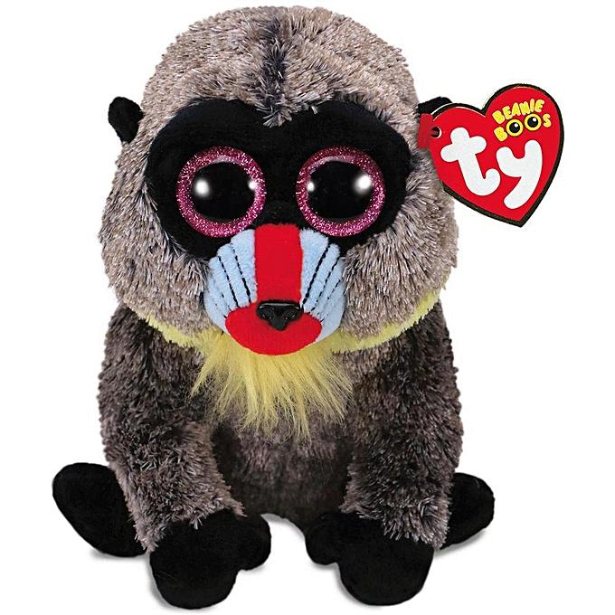 Autre TY Beanie Boos 15cm Heart Dog Olw Dange Alpaca Fox Dragon Plush Toys Big Eyes Eyed Stuffed Animal Soft Toy Enfants Gift(Sky bleu) à prix pas cher