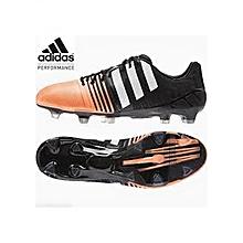 the best attitude b9675 7ba50 Chaussures de football Nitrocharge 1.0 Firm Ground pour Homme M19051