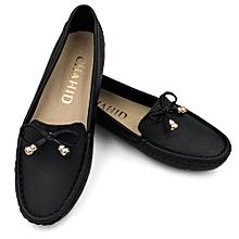 93eba0760beb1 Mocassin Chaussures Médical Chahiid Femmes Noir