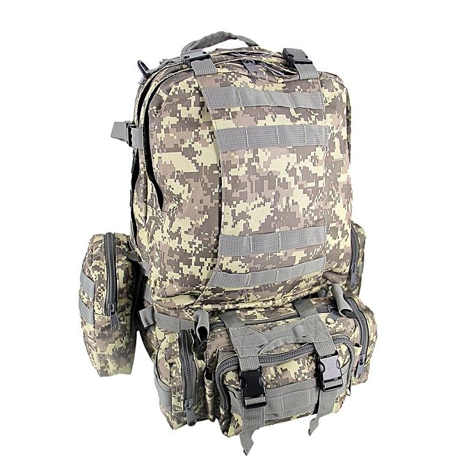 Generic TB 600D Oxford voyage sac Set Military Tactical Camouflage sac à dos Bl002-ACU à prix pas cher